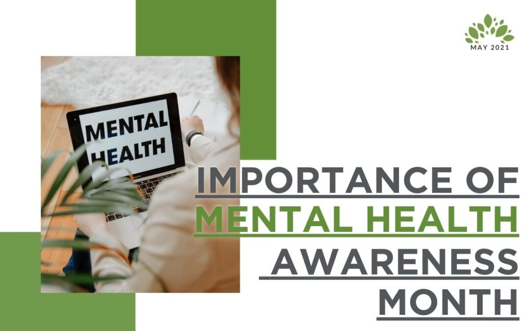 Importance of Mental Health Awareness Month