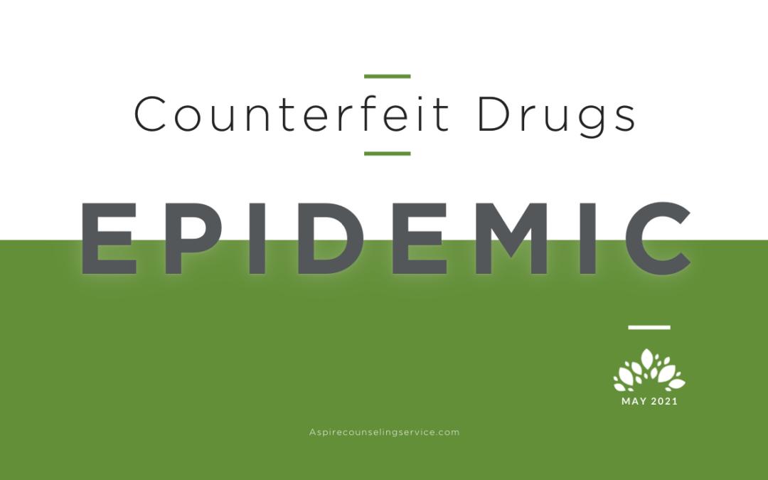 Counterfeit Drugs   Epidemic