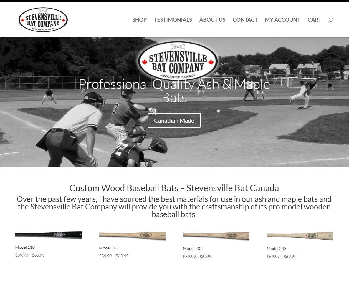 Stevensville Bat Company