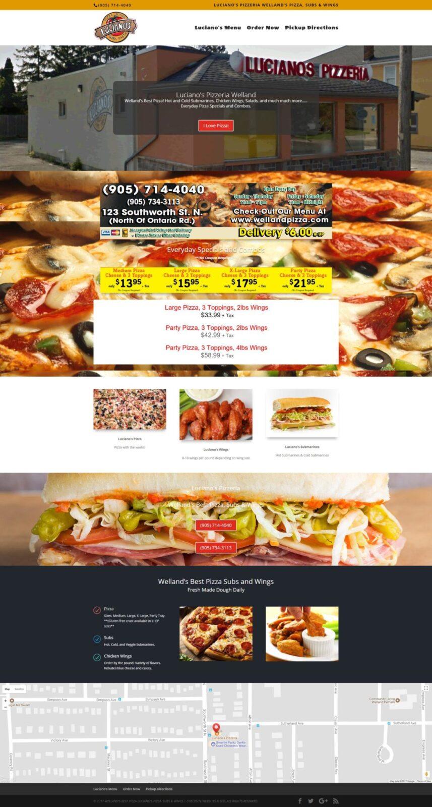 Welland Pizza