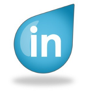 LinkedIn the best at visitor-to-lead conversions