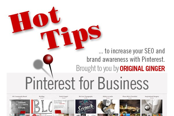 How To Use Pinterest To Increase Your SEO And Brand Awareness
