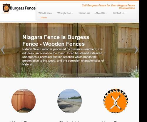 Burgess Fence
