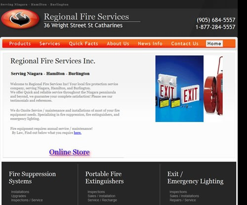 Regional Fire Services