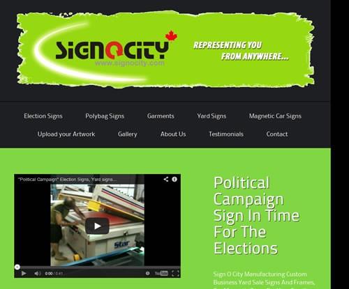 Sign O City Inc.
