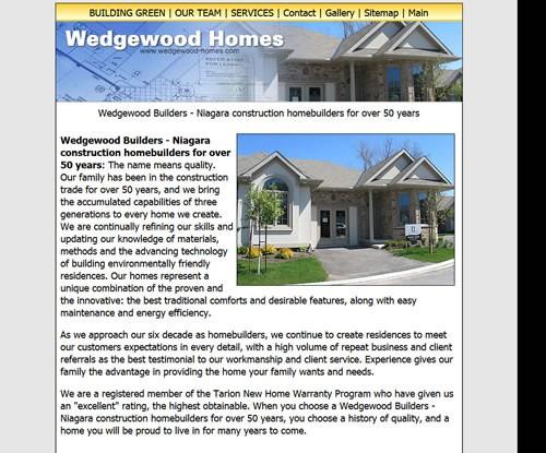 Wedgewood Homes