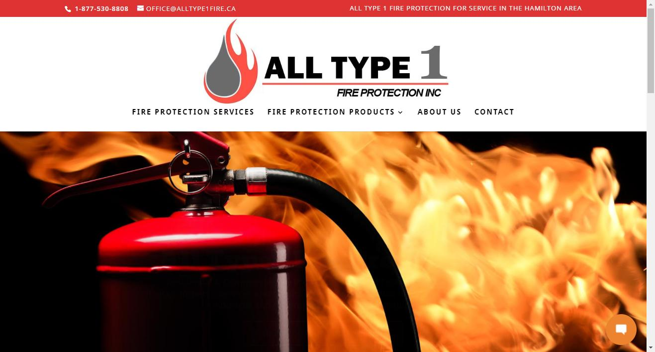 All Type 1 Fire Protection