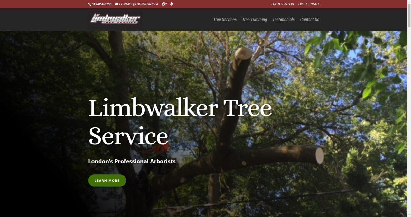 Limbwalker Tree Service London's Professional Arborists
