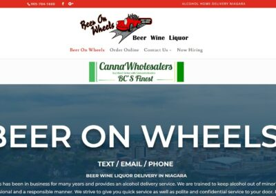 Beer On Wheels