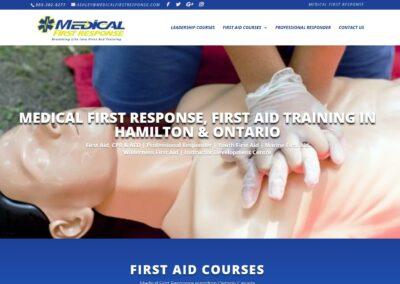 Medical First Response