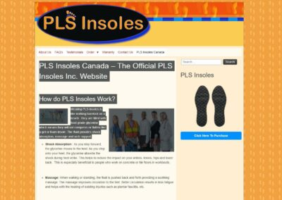 PLS Insoles Canada