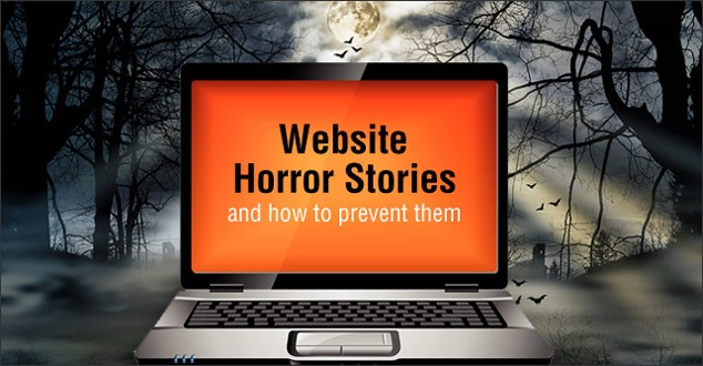 7 Scary Website Maintenance & Support Problems