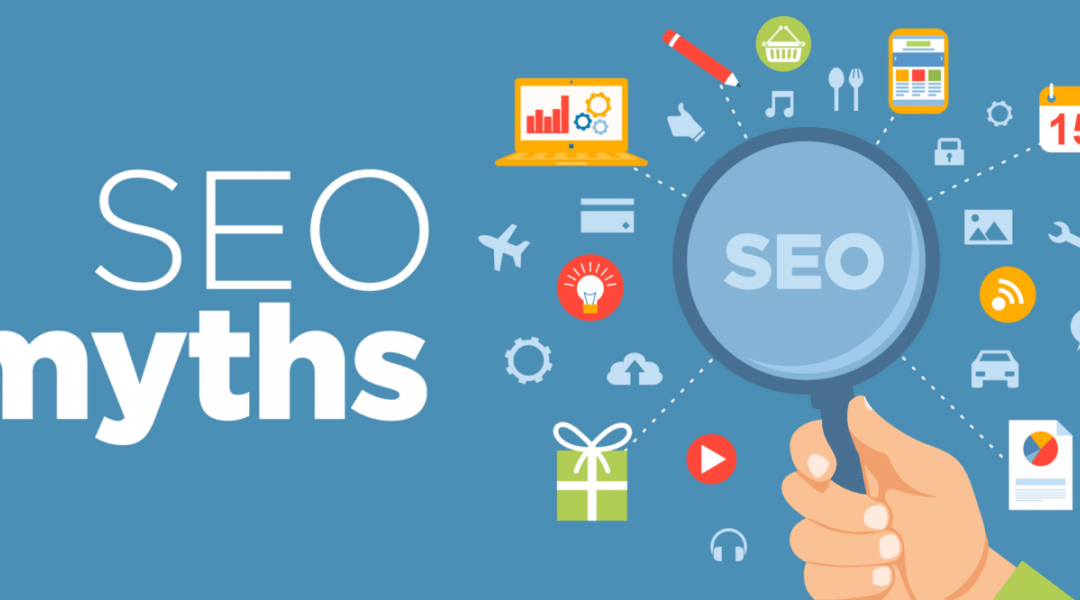 8 SEO Myths You Need to Stop Believing