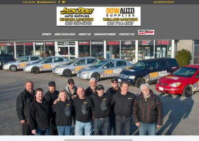 Jack Dow Auto Supplies