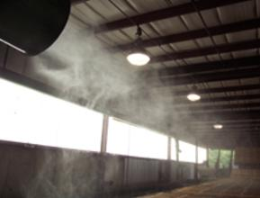 Dust & Odor Suppression Technology