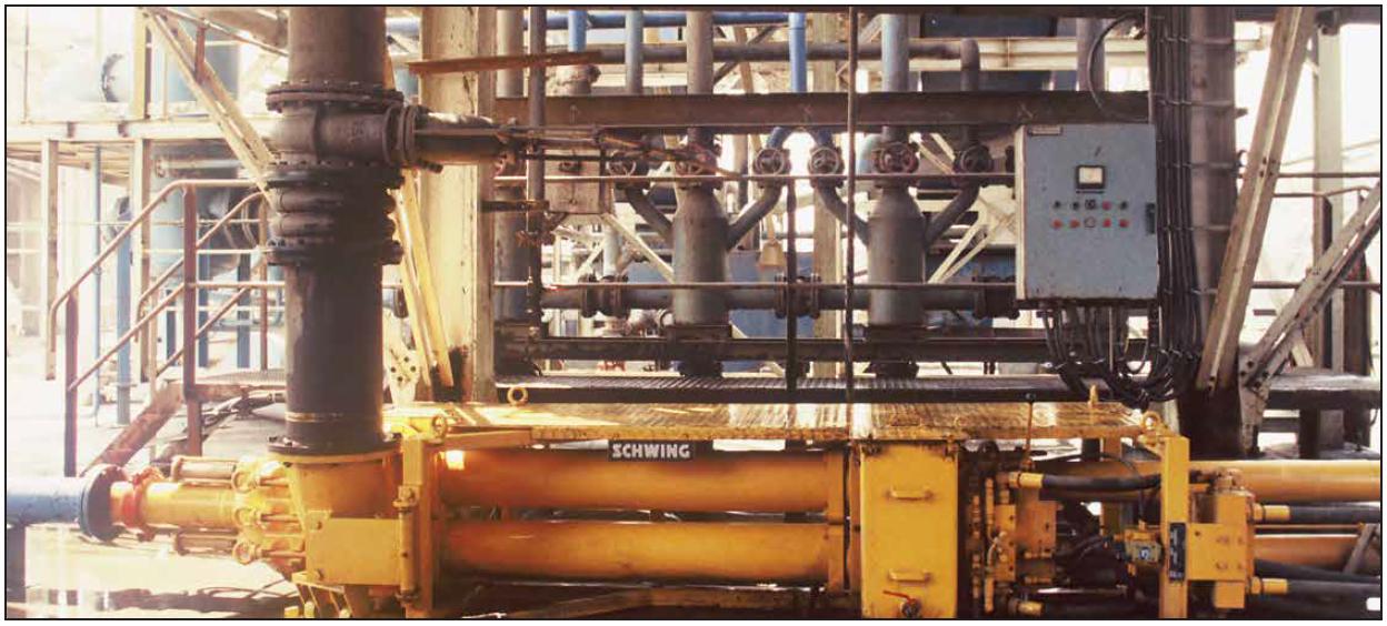 Schwing Heavy Duty Mining Pumps