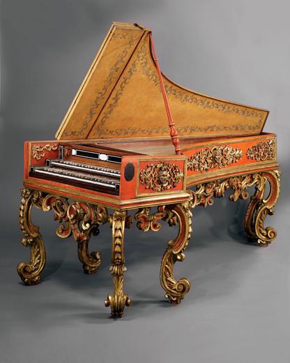 Harpsichord Tuning & Repair