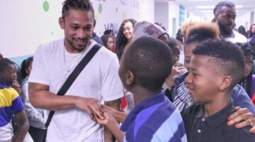 Miami Dolphins WR Albert Wilson Using His Experience With Foster Care To Help Others