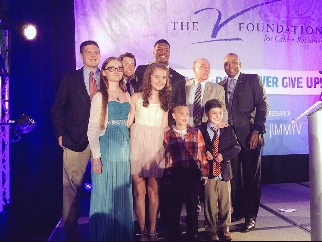 With Jameis Winston and The All Courageous Team