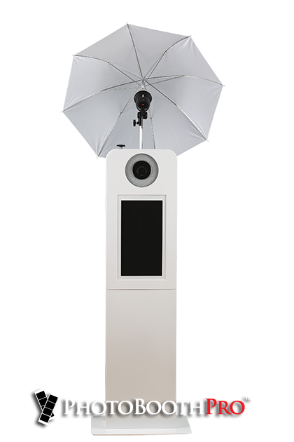 Photo Booth For Sale - Selfie Max Photo Kiosk front view