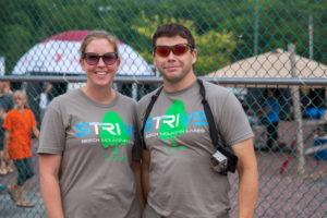 Volunteers - Wendy and Bob Guzinski