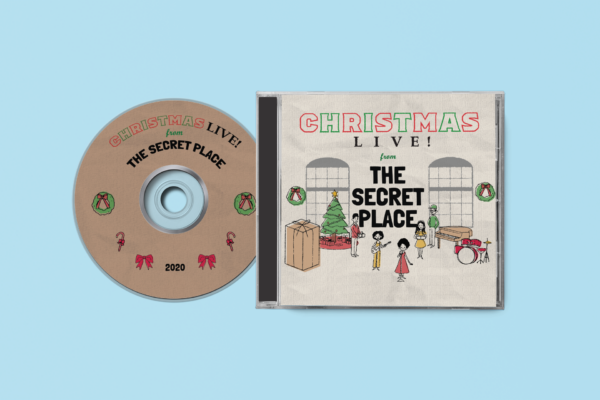 LIVE From the Secret Place Album