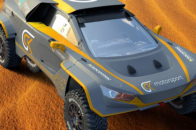 Off-road vehicles with electric and hydrogen engines will race at Dakar