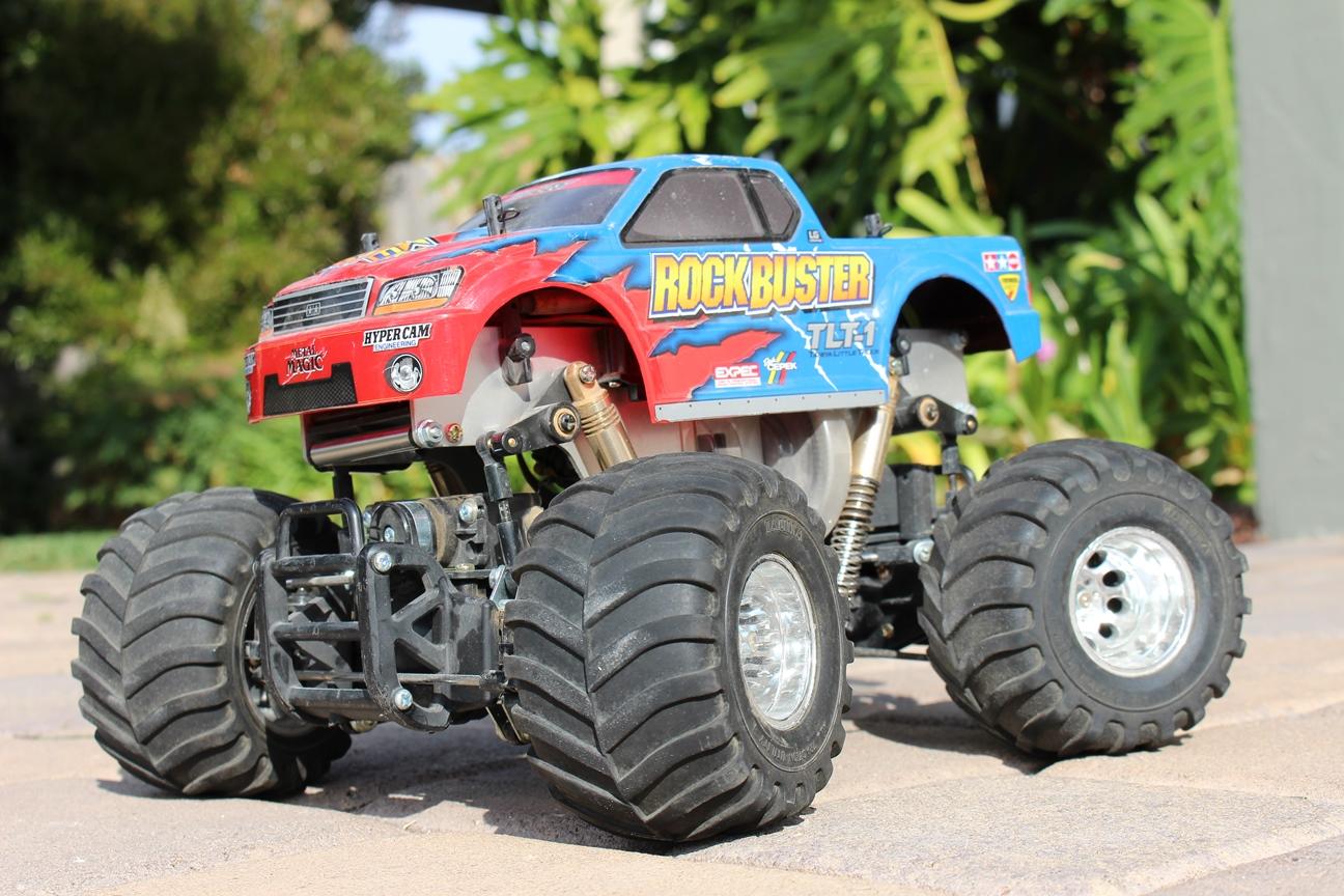 TLT-1 Rockbuster