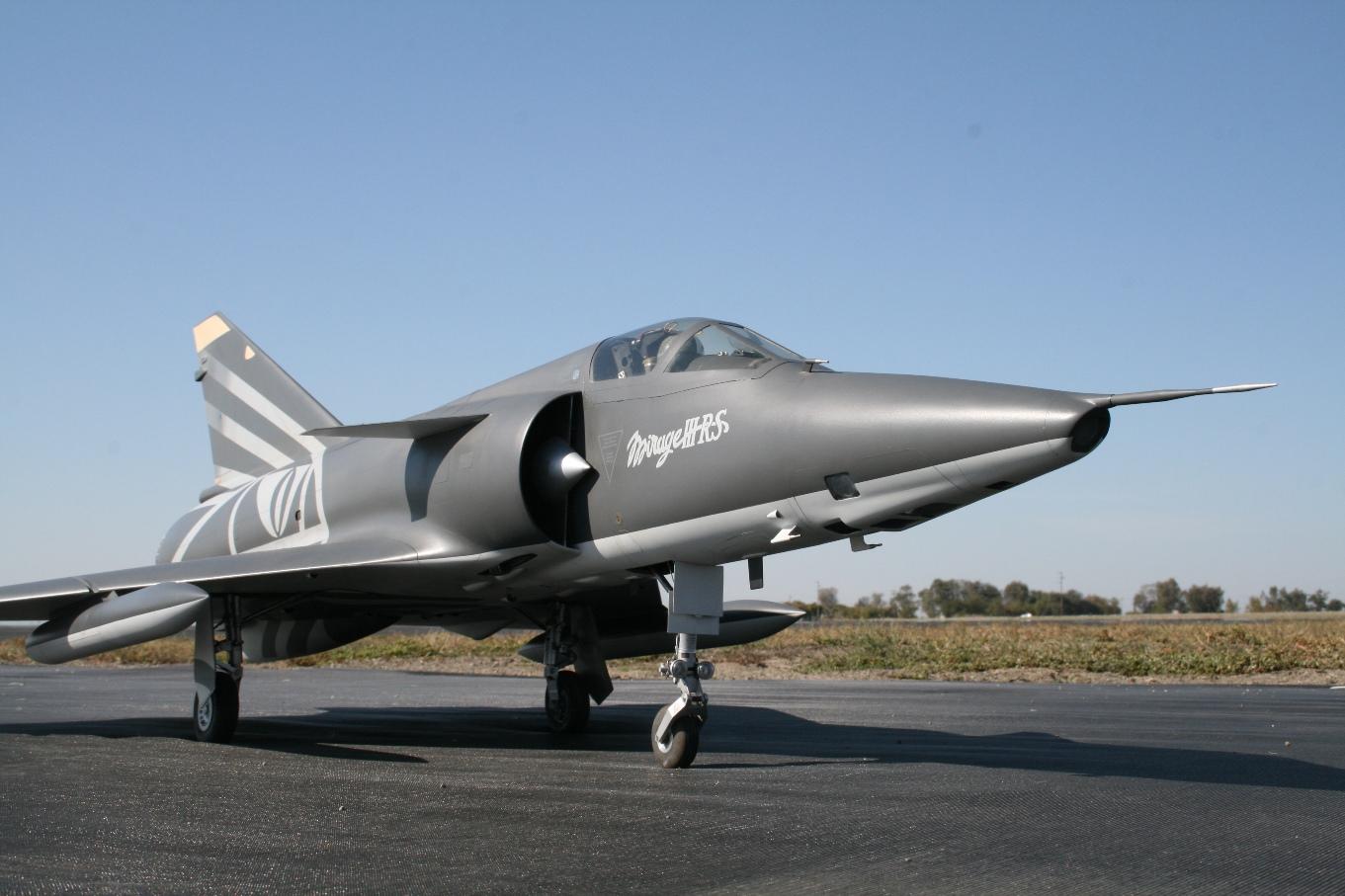 Mirage IIIRS