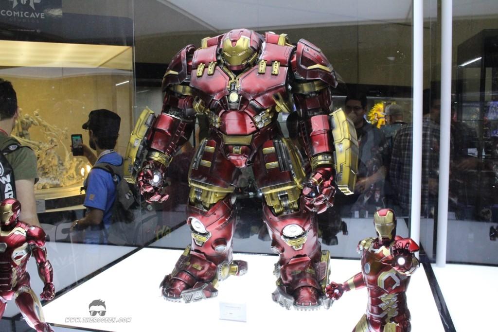 comic-con hulk buster