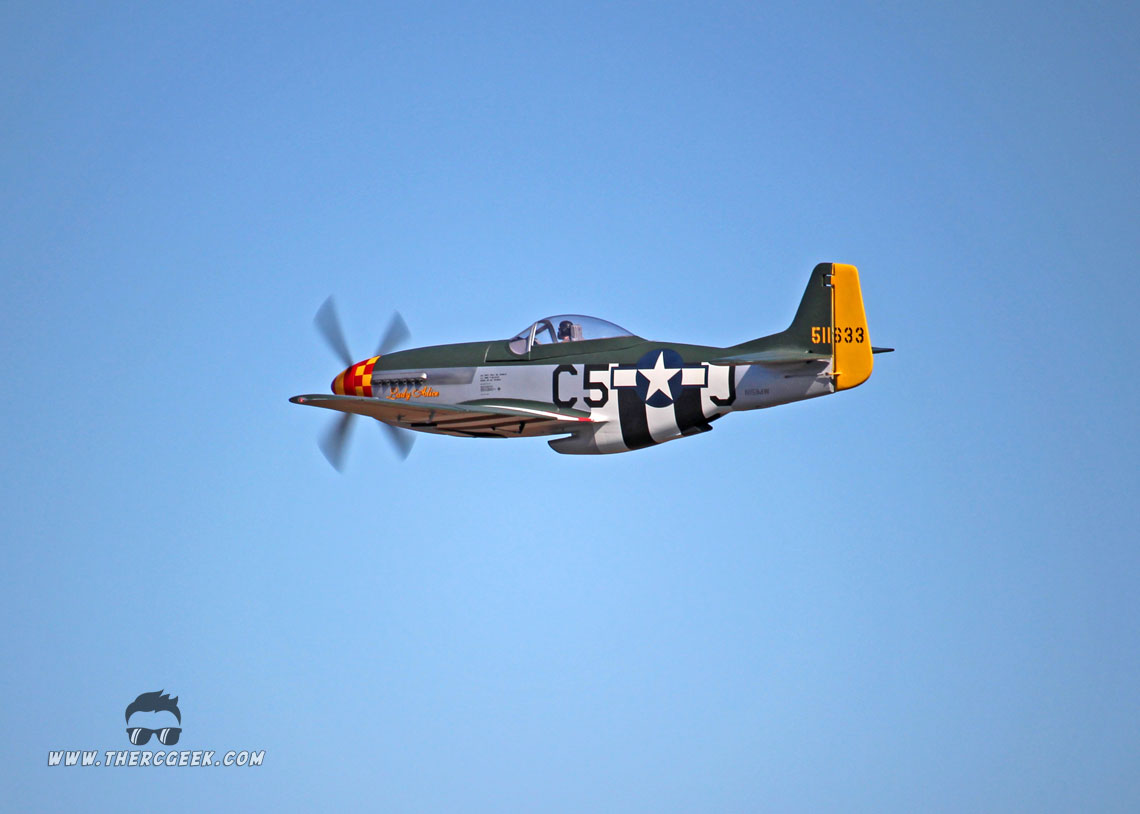 """P-51 Mustang """"Lady Alice"""""""