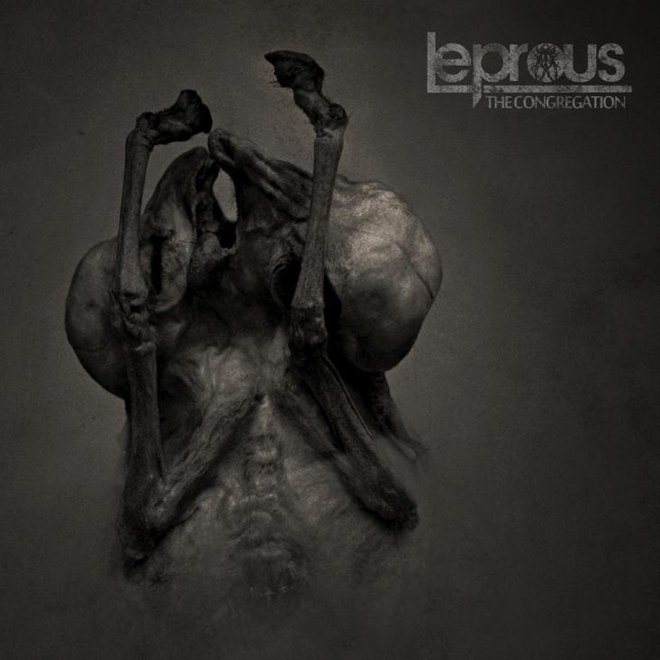 leprous congregation album cover