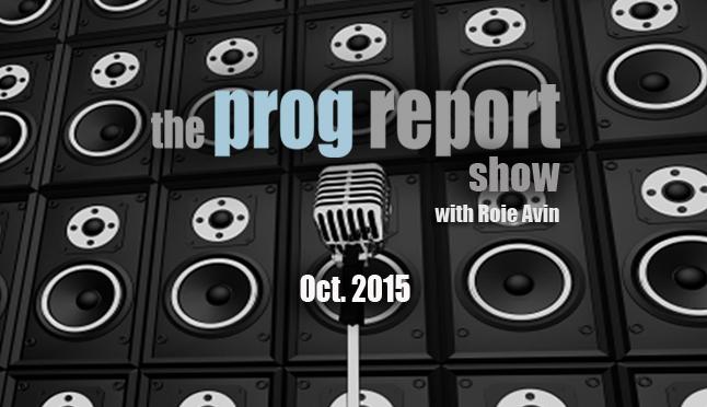 Prog Report Show 10 1 15
