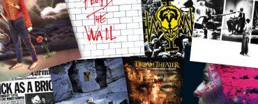 concept albums collage
