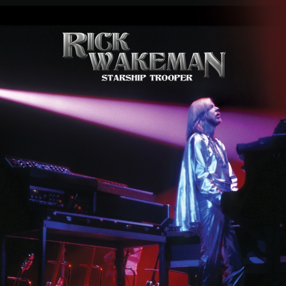 Rick Wakeman StarshipTrooper med res
