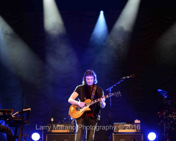 Steve Hackett performs at The Parker Playhouse.