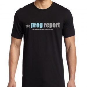 prog report black shirt