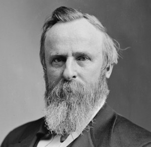 Rutherford B. Hayes, 19th President of the United States; Black freedom compromiser