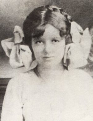 Mary Phagan, victim of 1913 Atlanta murder.