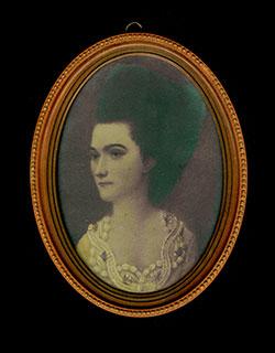 Catharine Kitty Livingston.