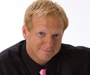 Andy Masters, Author & Leadership Speaker