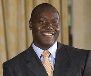 Devon Harris, Inspirational Olympic Speaker
