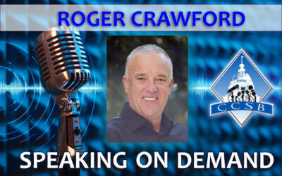 Overcoming Adversity, Mindset, and Workplace Safety – Roger Crawford
