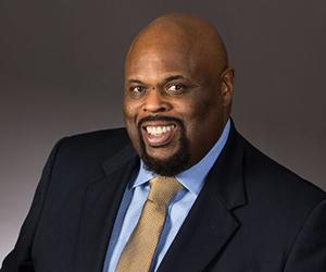 Dr. Rick Rigsby, Motivational Speaker, Best-Selling Author