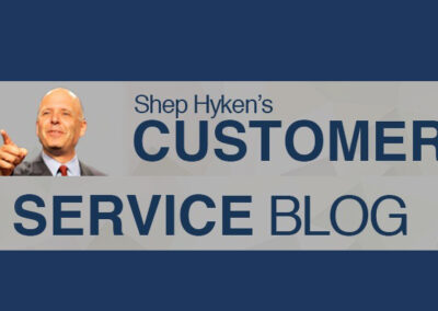 5 Top Customer Service Articles for the Week of January 25, 2021 – Shep Hyken