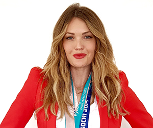 Amy Purdy, Paralympic Medalist, Pro Snowboarder & DWTS Finalist