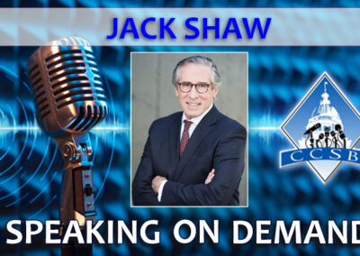 Future Technologies, Cryptocurrency, and Strategic Planning for Businesses – Jack Shaw