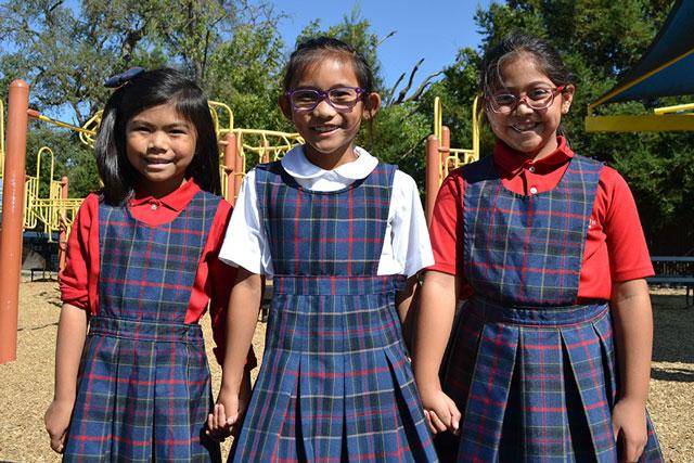 Admissions St. Elizabeth School