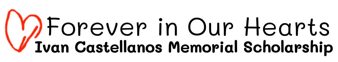 Ivan Castellanos Memorial Scholarship
