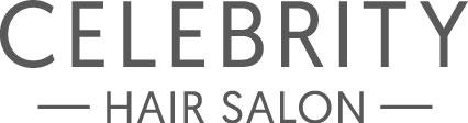 Celebrity Hair Salon Logo